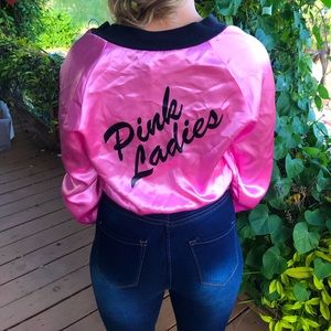 Pink Ladies costume jacket